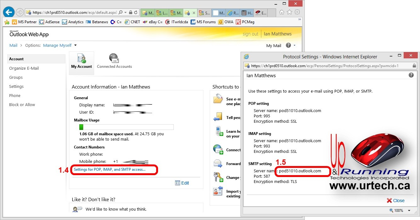 SOLVED: How to Setup an Android 4 Samsung S3 To Use Office 365 ...
