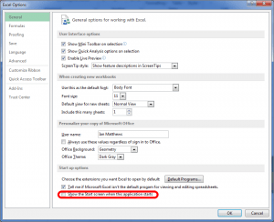 Word 2013 Is Not Starting?