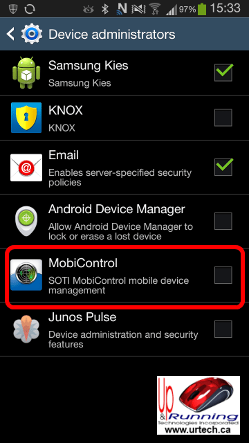SOLVED: MobiControl Crashing on Android 4.3 and How To ...