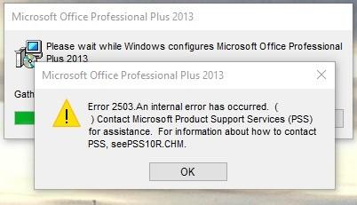 error 2503 2502 windows 10 office fix - Teamviewer Vpn Adapter Is Not Installed