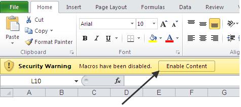 excel-enable-macros
