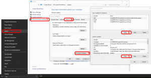 change-add-windows-variables