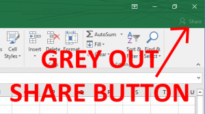 grey-out-share-button-word-excel-2016