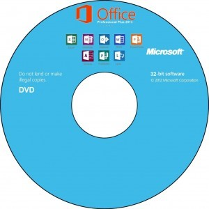 office cd