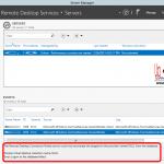 SOLVED: Server 2012 – Remote Desktop Connection Broker