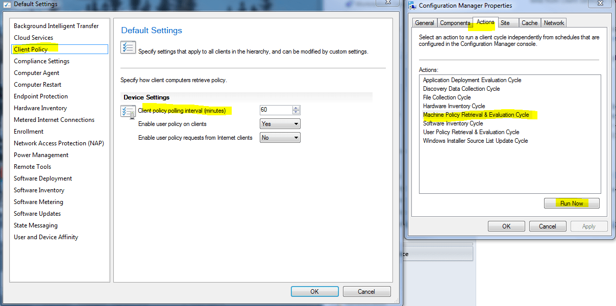 SOLVED: How to Set the MACHINE POLICY RETRIEVAL & EVALUATION