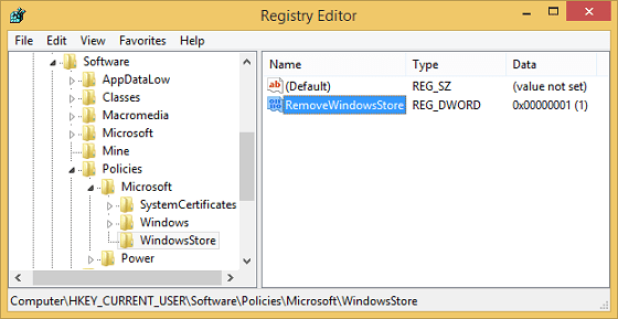 cfec5b8977ee60 SOLVED  How to Disable the STORE App in Windows 10 - Up   Running ...