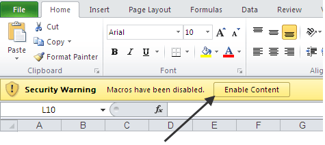 SOLVED: GPO To Block Macro's On Local PC But Not File Shares