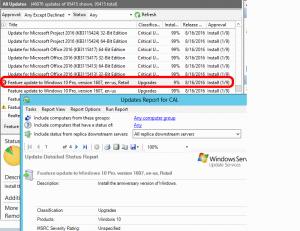 Windows 10 Pro Update Error ••▷ SFB