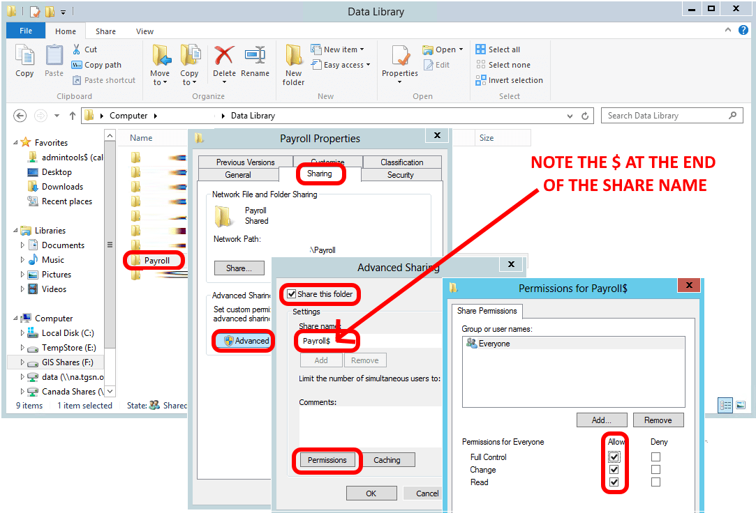 SOLVED: How to Hide Folders Users Do Not Have Access To – Up