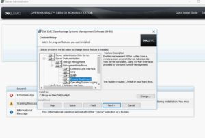 dell-openmanage-server-administrator-omsa-custom-select-remote-enablement