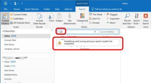 Outlook-Something-Went-Wrong-And-Your-Search-Couldnt-Be-Completed