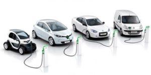 Plug In Electric Car EVs
