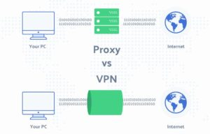 proxy vs vpn