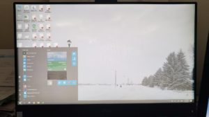All in One Dell Inspiron 5477 Optipex 7460 Screen is Too Light or flickers (1)