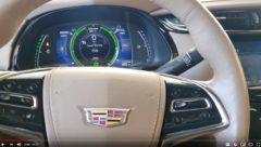 Cadillac Dash